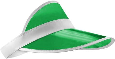 Zonneklep Groen