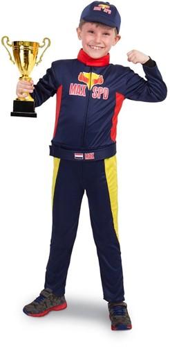 Formule 1 Race Kostuum voor kinderen