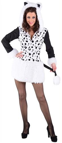 Jurkje Dalmatier voor dames