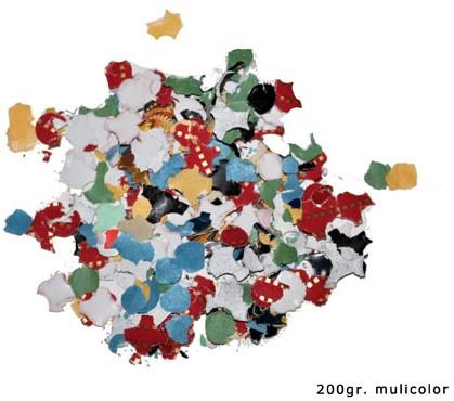 Confetti 200 gram Multi