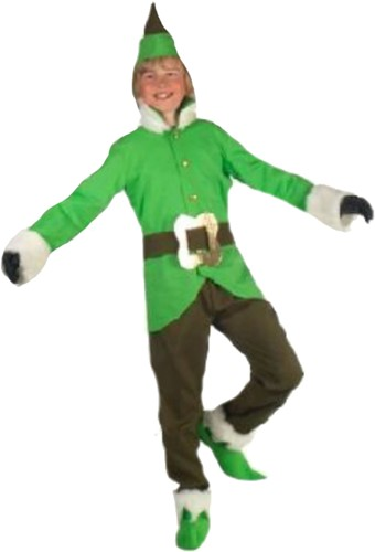 Kinder Kerst Elfje