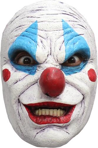 Enge Clown Masker Latex (Gezichtsmasker)