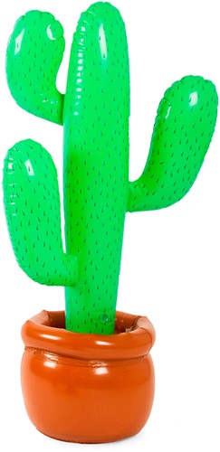 Opblaasbare Cactus (85x40cm)