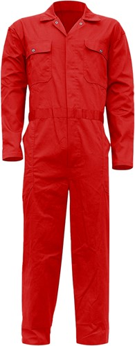 Overall Rood voor volwassenen