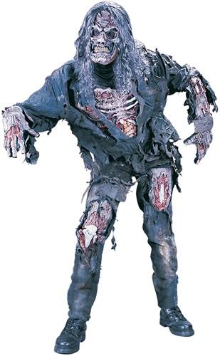 Halloween Kostuum Zombie (5dlg)