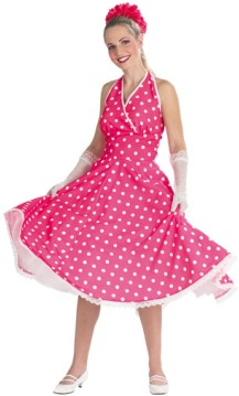 Petticoatjurk Pink