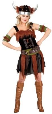 Dameskostuum Sexy Viking Freya