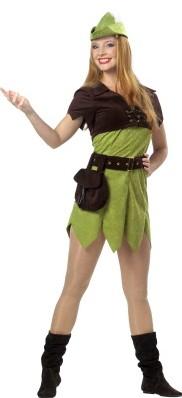 Sexy Robin Hood Girl