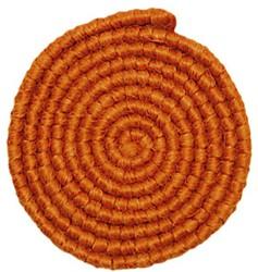 Wolcrepe 1mtr Oranje