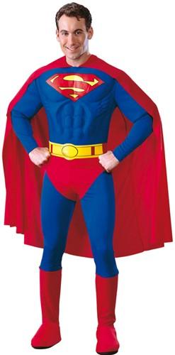 Kostuum Superman Deluxe Muscle
