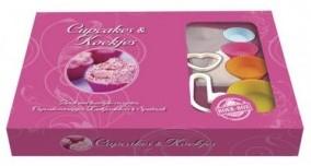 Boek Cadeau Box Cupcakes & Koekjes