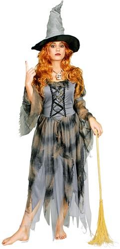 Halloweenjurk Lompen Bruid Luxe