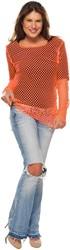 Nethemdje volwassenen Oranje
