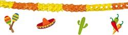 Slinger Fiesta Dubbelzijdig 4m