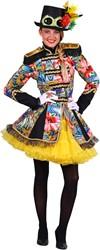Carnavalsjas Fiesta Burlesque voor dames