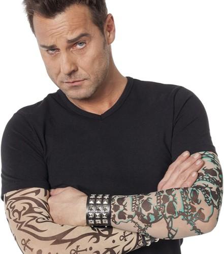 Punk armband 3 rijen