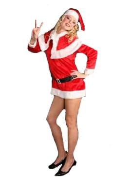 Kerstvrouwtje Pluche