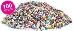 Confetti 100 gram Multi
