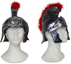 Helm Romeinse Gladiator Luxe