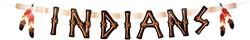 Letterslinger Indianen 160cm