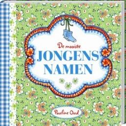 Boek Mooiste Jongensnamen (Pauline Oud)