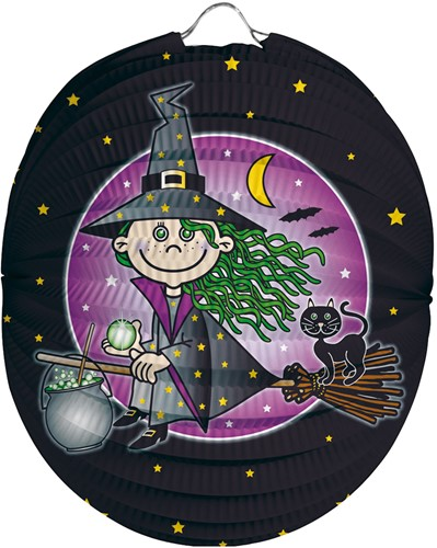 Lampion Witch
