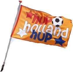 Gevelvlag Hup Holland Hup 150X90CM