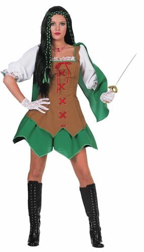 Robin Hood Dame Bi Stretch