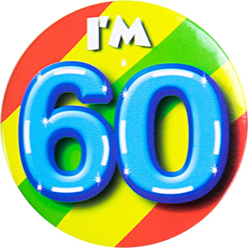 Button 60 jaar