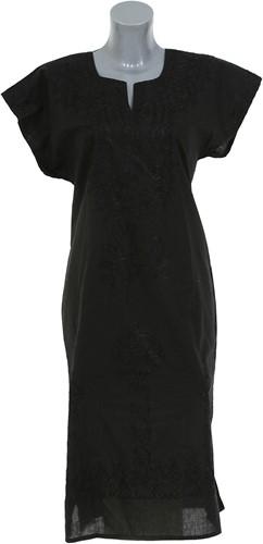 Egyptische Dame Original Zwart