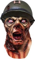 Captain Lester Halloween Masker Latex Luxe