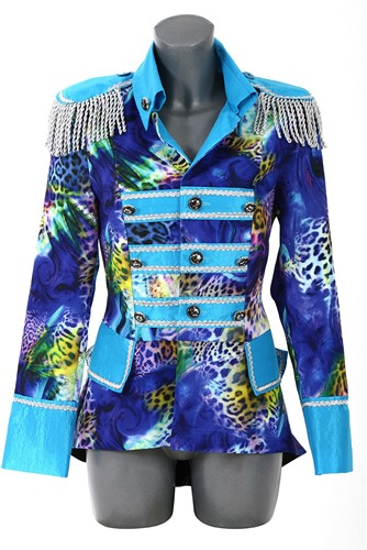 Dames Blazer Blue Panther Luxe-2