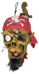 Hangdecoratie Afgehakt Piraten Hoofd