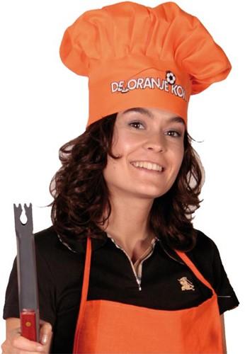"""Koksmuts """"Oranje Kok"""""""