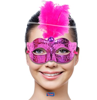 Masker Venice Pink
