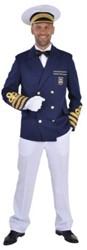 Kapiteinsjas Blauw Luxe