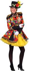 Carnavalsjas Fiesta Bloem voor dames