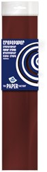 Crepe Papier Bruin