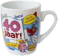 Mok 40 jaar Vrouw!