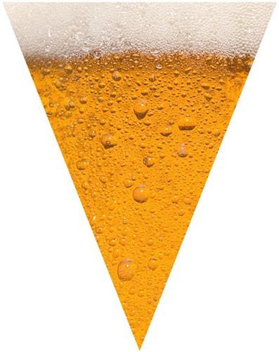 Vlaggenlijn Bier 6mtr.