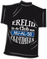 Mini-shirt Nu al 50
