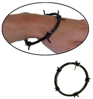 Prikkeldraad Armband