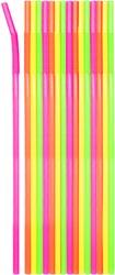 Jumbo Rietjes Neon Multi 25st (44cm)