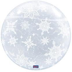 Bubble Deco Snowflakes