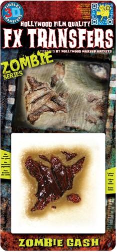 Professionele Wond FX - Zombie Gash