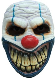 Big Mouth Clown Masker Latex (gezichtsmasker)