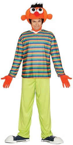 Herenkostuum Ernie (Sesamstraat)