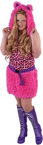Jurkje Pink Kitty voor meisjes