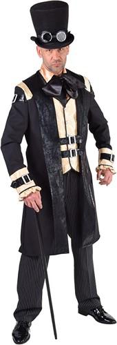 Herenkostuum Steampunk Blacky