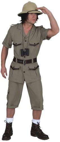 Heren Safari Kostuum